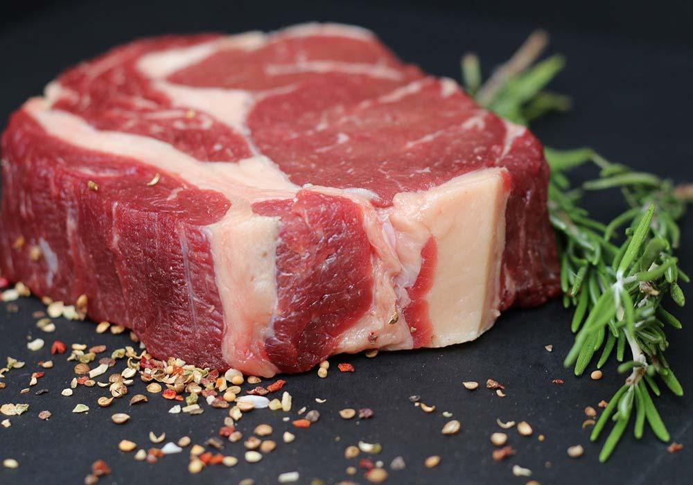 Beef Striploin Steaks