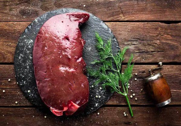 Beef Sliced Liver
