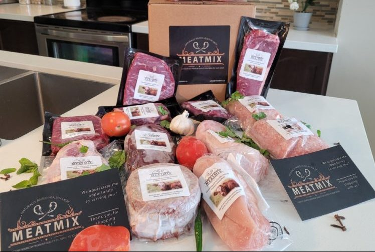 Meat Sample - Meatmix